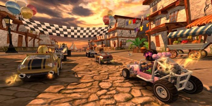beach buggy racing cheats