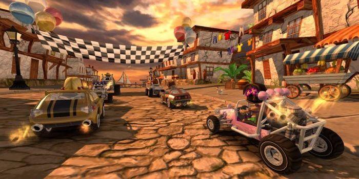 beach buggy racing cheats