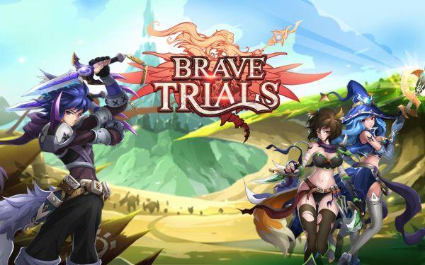 brave trials cheats