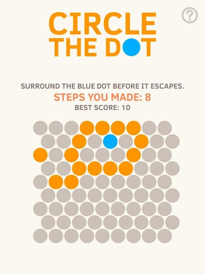 circle the dot cheats