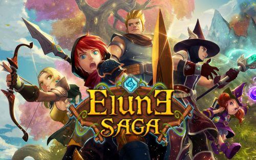 elune saga cheats