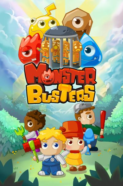 monster busters cheats