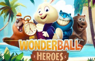 wonderball heroes cheats