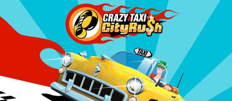 crazy taxi city rush cheats