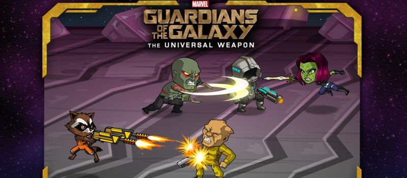 guardians of the galaxy: the universal weapon cheats