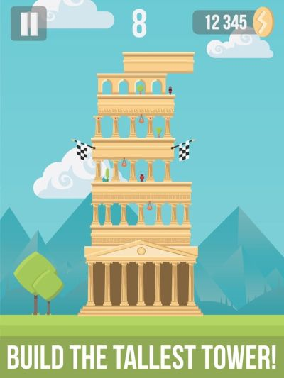 the tower cheats