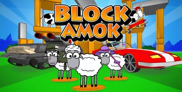 block amok cheats