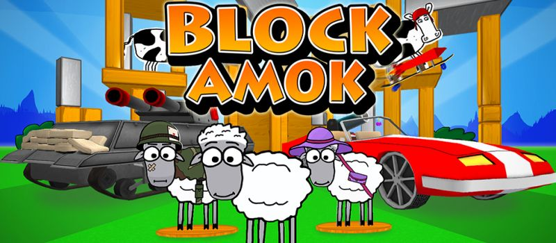 block amok cheats