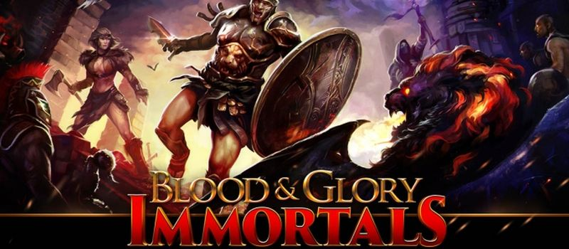 blood & glory: immortals strategy guide