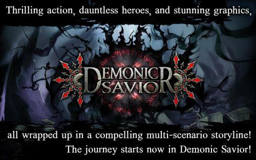 demonic savior cheats