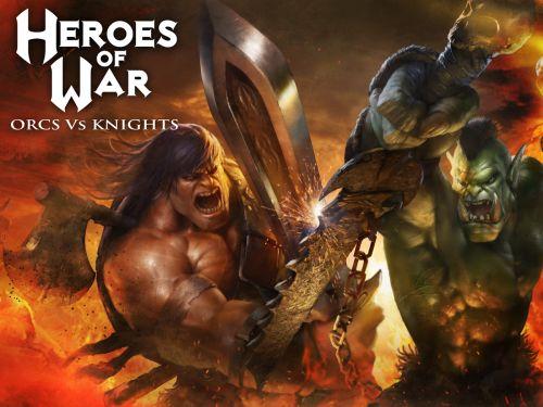 heroes of war: orcs vs knights cheats