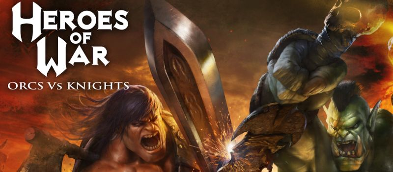 heroes of war: orcs vs knights cheats