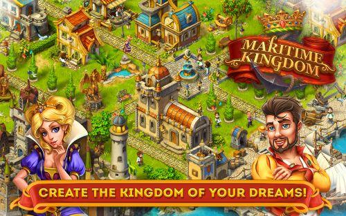 maritime kingdom cheats