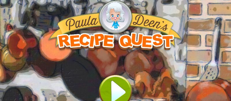 paula deen's recipe quest cheats