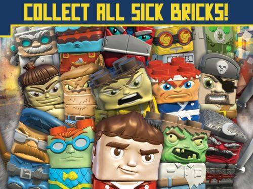 sick bricks cheats