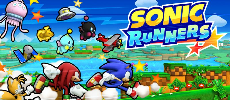 sonic runners strategy guide