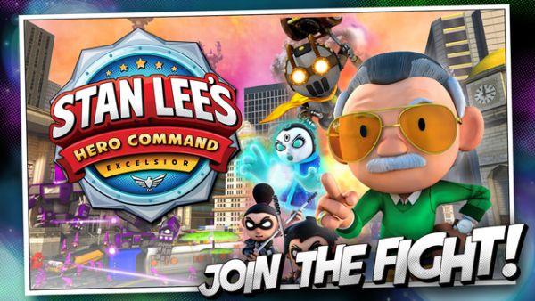 stan lee's hero command cheats