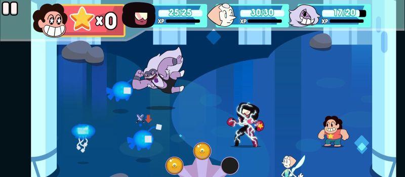 attack the light - steven universe cheats