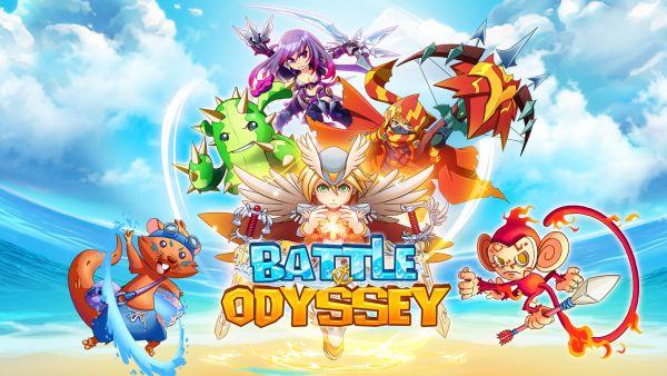 battle odyssey cheats