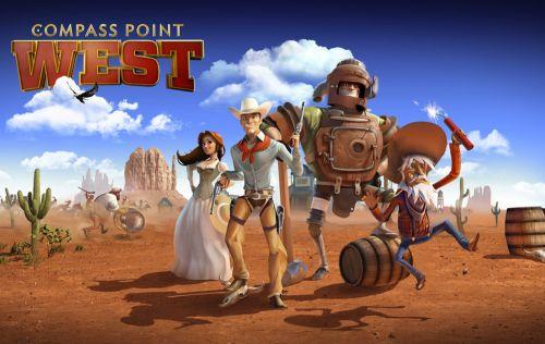compass point: west cheats