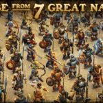 DomiNations Tips & Tricks: Which Nation Should You Choose?