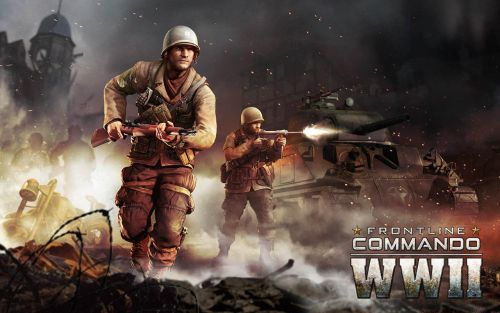 frontline commando: ww2 cheats