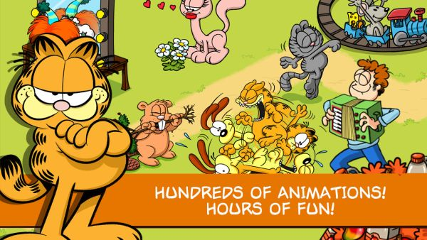 garfield: survival of the fattest cheats