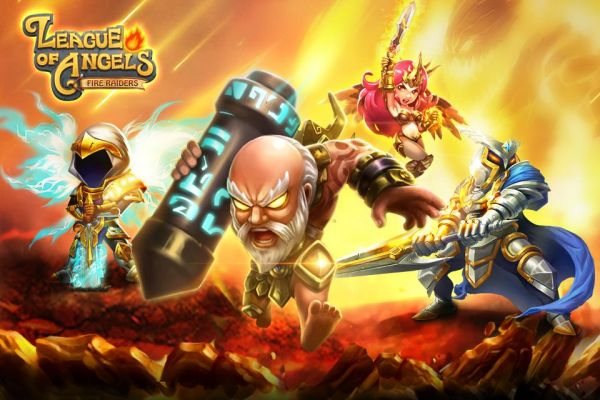 league of angels - fire raiders cheats