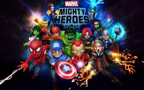 marvel mighty heroes cheats