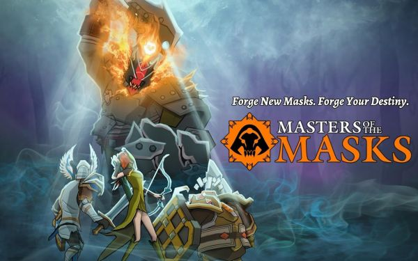 masters of the masks cheats