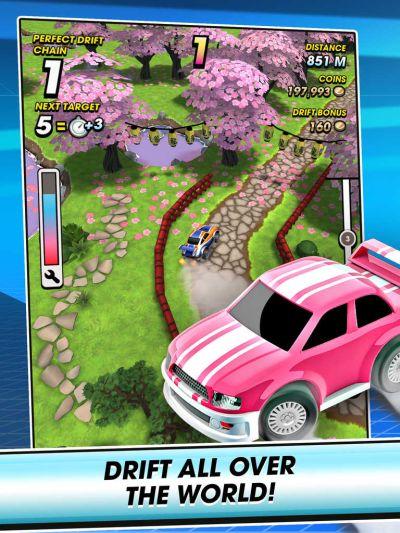 mega drift cheats