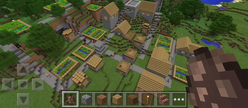 minecraft pocket edition cheats 5 great tips tricks for survival mode rh levelwinner com Minecraft Survival House Minecraft Survival City