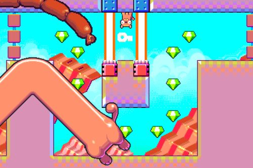 silly sausage in meat land cheats