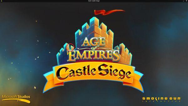 age of empires: castle siege cheats