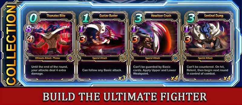 blazblue: battle cards cheats