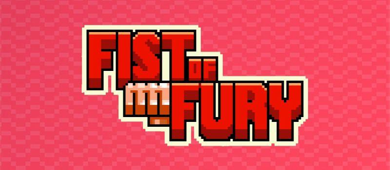 fist of fury cheats