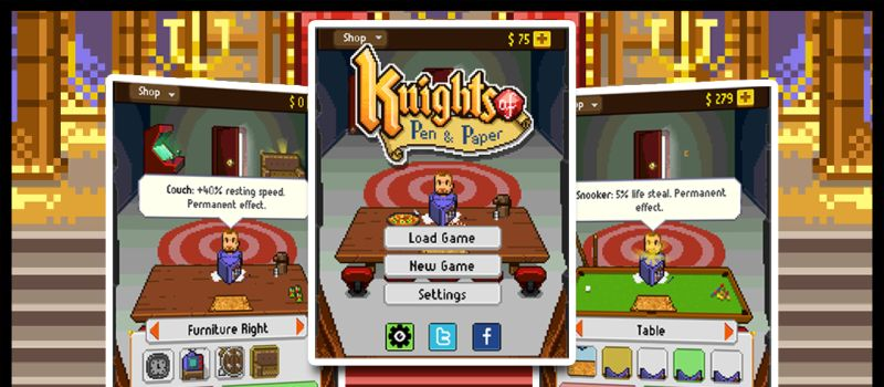 knights of pen & paper 2 cheats