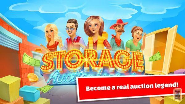 storage: auction legends cheats