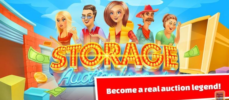 storage: auction legends cheats