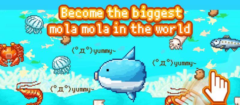 survive! mola mola! cheats