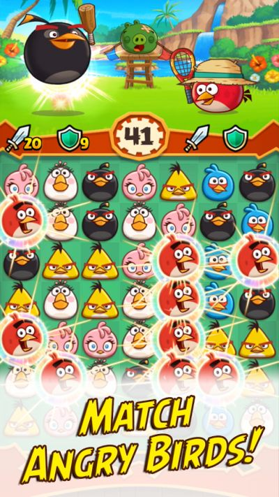 angry birds fight! strategy guide