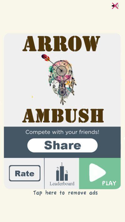 arrow ambush cheats