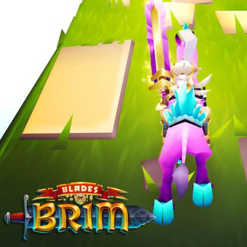 blades of brim tips