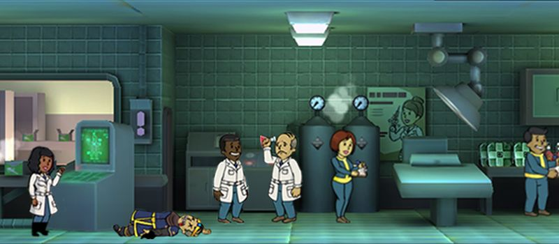 fallout shelter tips