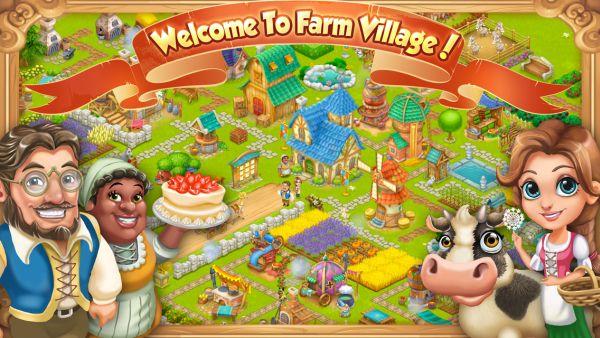 farm village: middle ages cheats