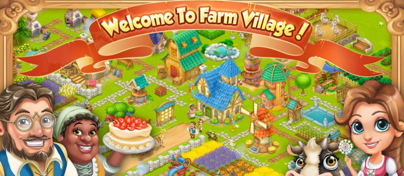 farm village: middle ages cheats