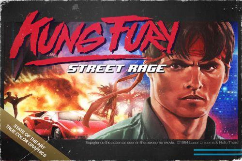 kung fury: street rage cheats
