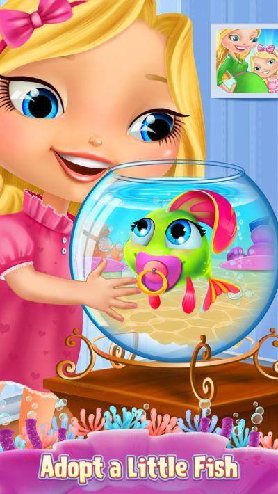 my little fish - my underwater cheats