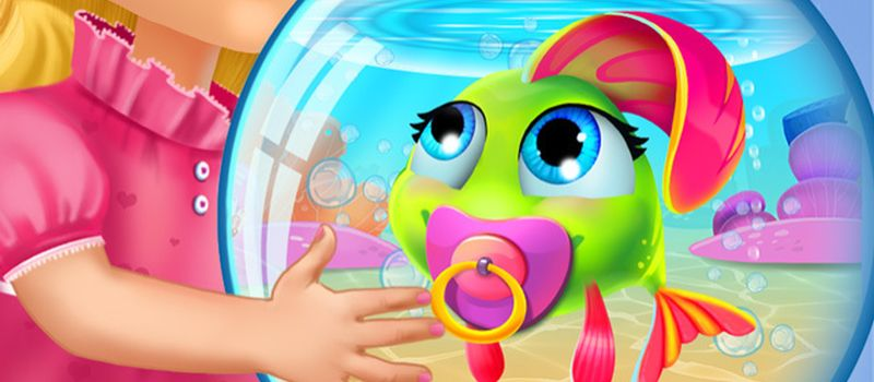 my little fish - my underwater friend cheats