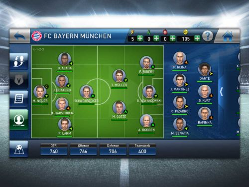 pes club manager tips